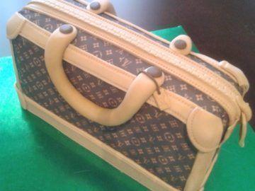 Tarta bolso Louis Vuitton