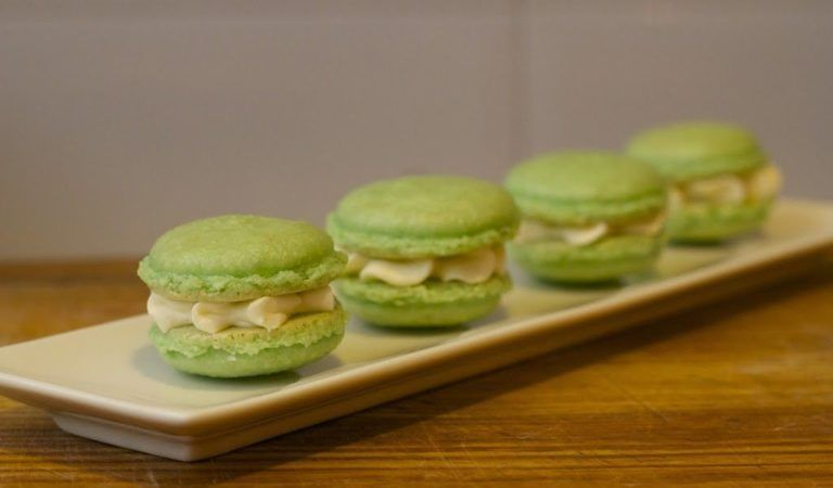 Macarons dulce tentación