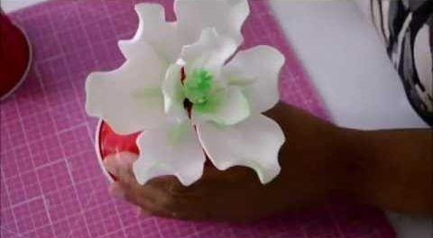 como-hacer-magnolias-en-pasta-de-goma