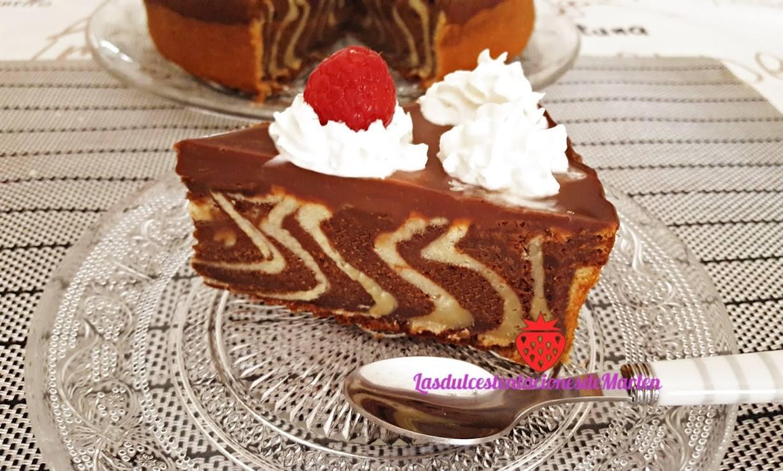 tarta-marmolada-cubierta-con-chocolate