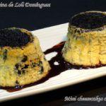 mini cheesecakes de oreo