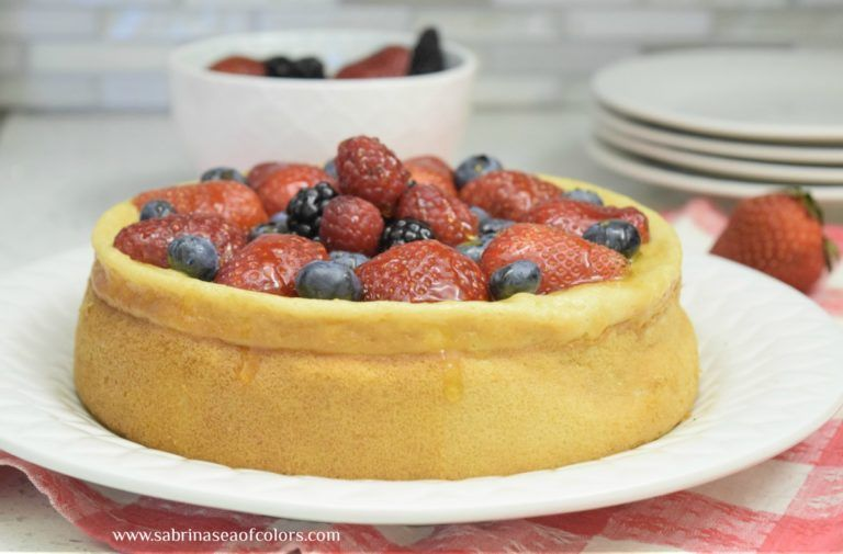 Pastel-de-queso-ricotta-yogur-griego