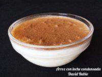 arroz con leche condensada