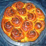 brioche de naranja