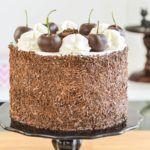 Torta Selva Negra con un toque especial