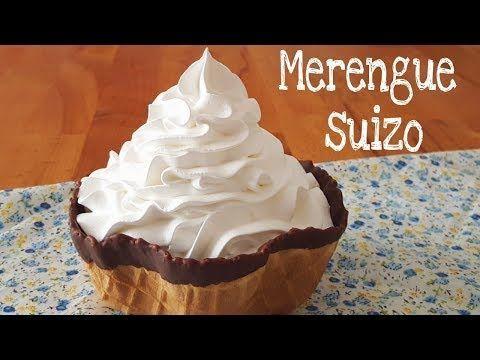 Merengue Suizo | Receta fácil