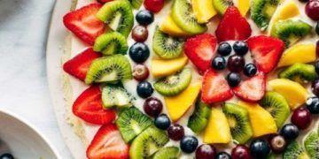 Bizcochuelo de frutas