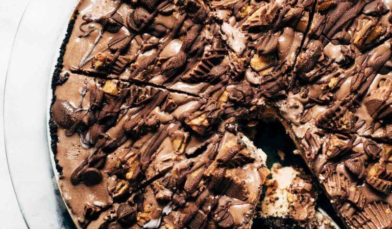 Torta de maní  y chocolate [BOMBA DELICIOSA]