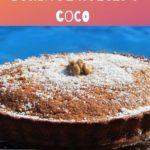 como hacer una torta de nueces y coco super húmeda