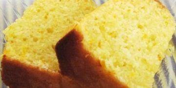 receta de budín de queso crema