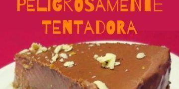 Tarta de chocolate y sobaos