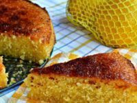 tarta de polenta