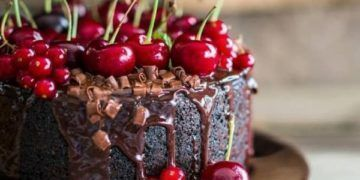 torta arenosa al cacao chocolate