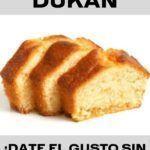 Bizcocho Dukan
