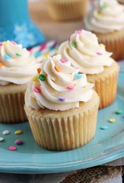Cupcakes de San Valentn
