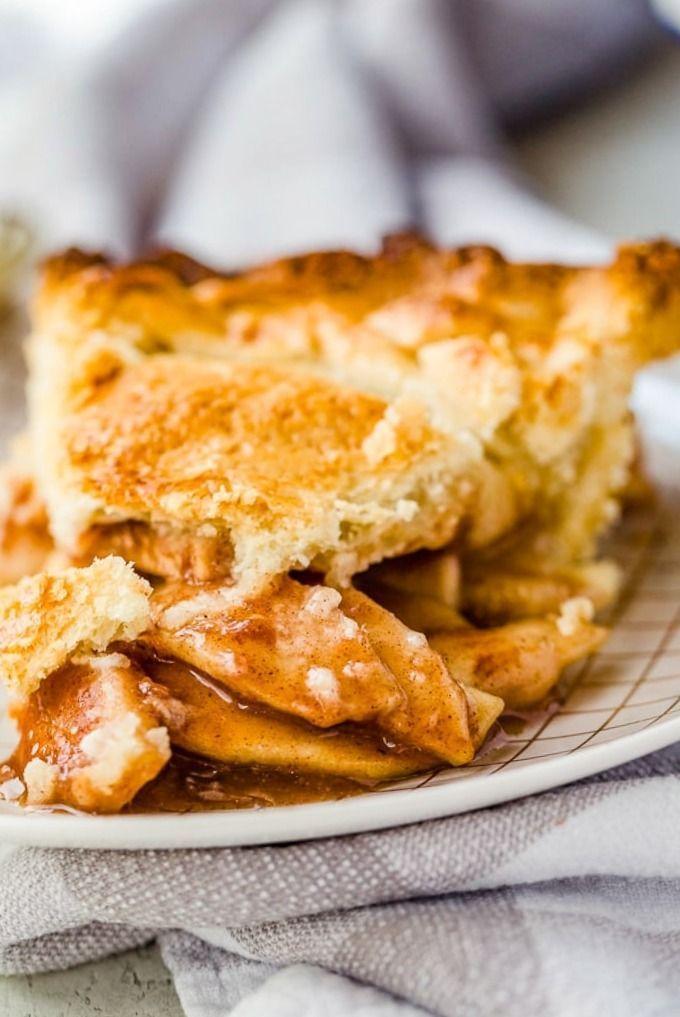Prepara una TARTA DE MANZANA Y GRANADA! Sensacional combinación.