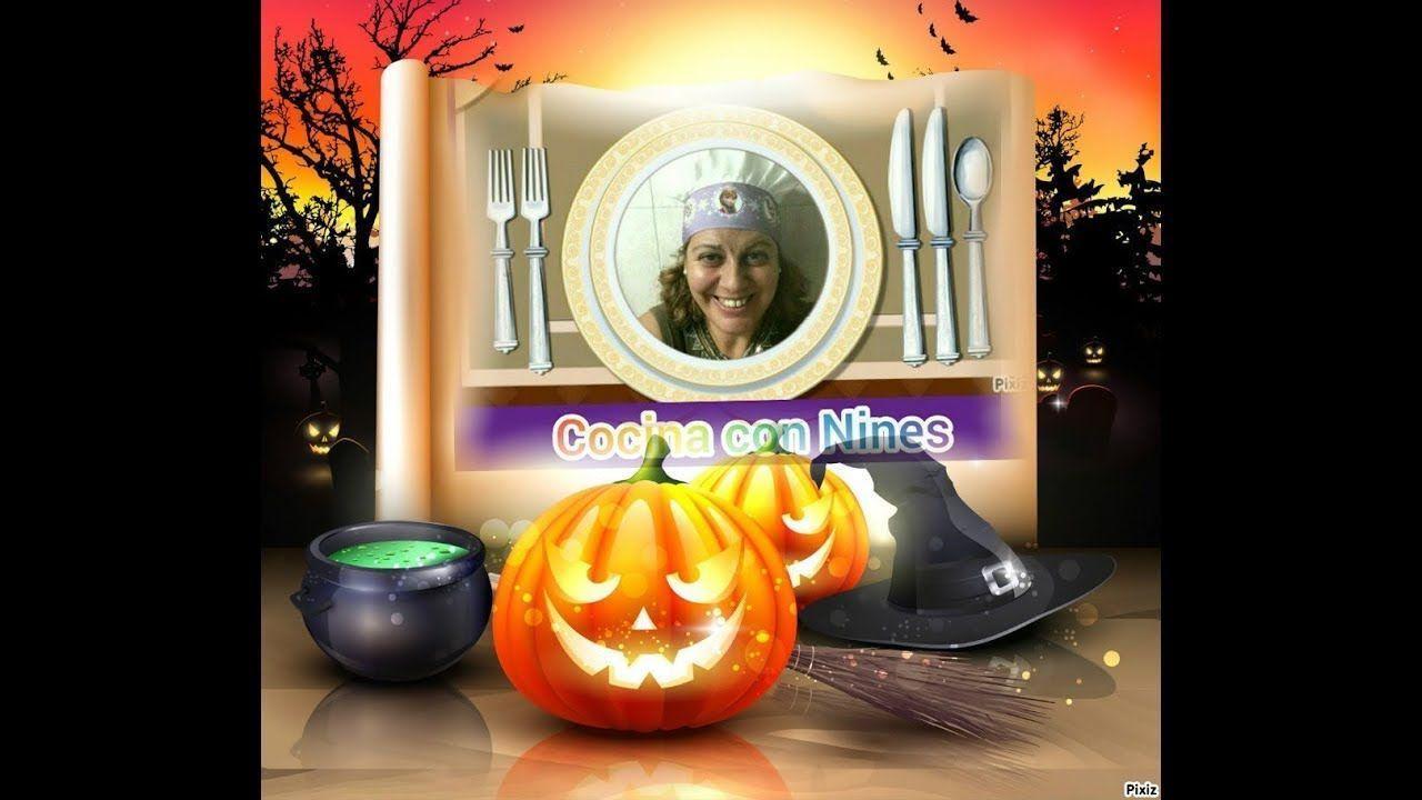 3 recetas de aperitivos para halloween :- colaboracion halloween 2019