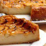 La tarta de manzana más FACIL de hacer del MUNDO - postres faciles y rapidos