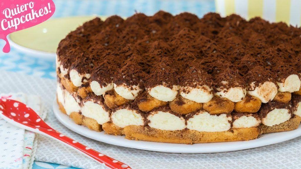 TIRAMISÚ EXTRA FÁCIL | Postre sin horno | Quiero Cupcakes!