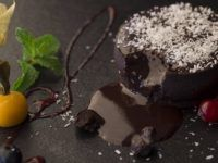 Coulant de chocolate thermomix.