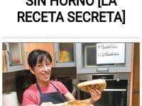 Como hacer Pan SIN HORNO [la RECETA SECRETA]