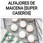 Receta de ALFAJORES de MAICENA [SUPER CASEROS]