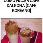 Como hacer CAFÉ DALGONA [Cafe Koreano]
