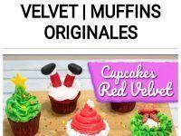 Como hacer Cupcakes Red Velvet | Muffins originales