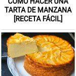Como hacer una TARTA DE MANZANA [receta FÁCIL]