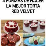 4 Formas de hacer la mejor torta RED VELVET