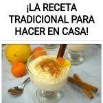 Arroz con leche ¡La receta tradicional para hacer en casa!