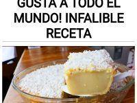 Delicioso postre de coco ¡El que le gusta a todo el mundo! Infalible receta