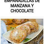 Empanadillas de manzana y chocolate