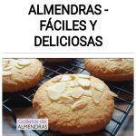 Galletas de almendras - Fáciles y deliciosas