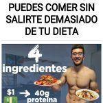Postres light que puedes comer sin salirte demasiado de tu dieta
