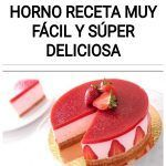 Tarta de Fresa sin Horno Receta muy Fácil y súper Deliciosa