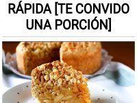 Tarta de manzana de otoño fácil y rápida [TE CONVIDO UNA PORCIÓN]