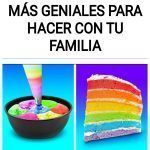 LOS 24 POSTRES MÁS GENIALES PARA HACER CON TU FAMILIA