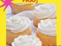 Como hacer Cupcakes de vainilla