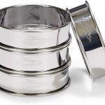 Prepara las recetas más sabrosas: 10 Aros Metalicos Para Reposteria