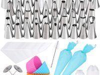 27 imperdibles Boquillas para manga pastelera que deberías en la cocina ya mismo