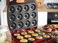 7 Maquinas para hacer donuts para cocinar las más sensacionales recetas del universo