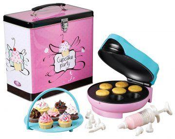 11 Máquinas para hacer cupcakes que deben estar en tu cocina ya mismo | Las Recetas saldrán más ricas | Ofertas Geniales